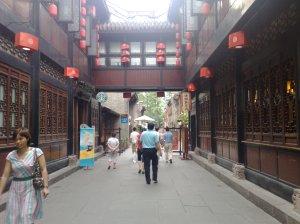 Chengdu Old Village