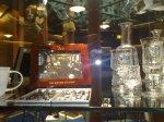 Orient Express Memorabilia in Waiting Room