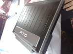 Outside of Dell Semi-Rugged ATG laptop