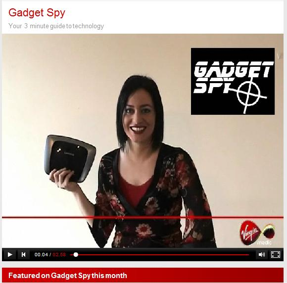 Gadget Spy Episode 2!