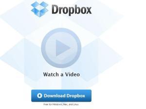 Dropbox File Holder