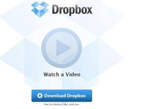 Dropbox File Holder