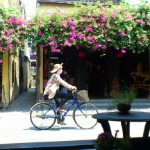 Moment of Tranquility in Hoi An