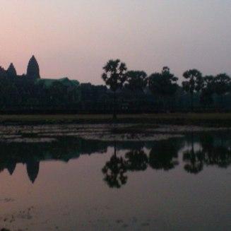 Angkor Wat, Siam Reap - sunrise