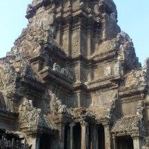 Close up temple details