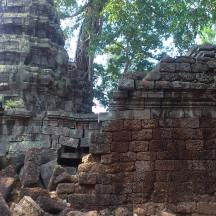 Incredibly Hot 35 degree Temple Trekking
