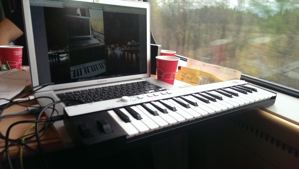 a great way to compose!