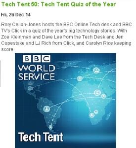 TechTentQuiz